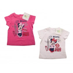 Tricou fetite London Minnie Mouse