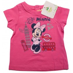 Tricou fetite London Minnie Mouse