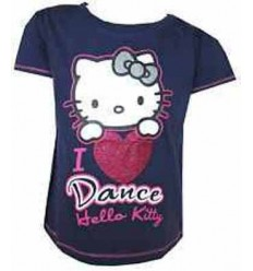 Tricou Hello Kitty I Love Dance