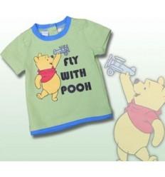 Tricou 9 luni Winnie The Pooh