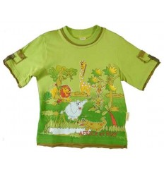 Tricou Safari Africa at Play_HooligansKids