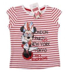 Tricou fete Disney Minnie So Fashion