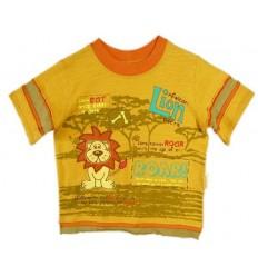 Tricou Safari Lion Facts_HooligansKids