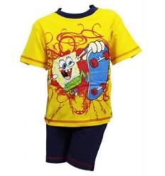 Pijama baieti Sponge Bob