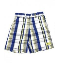 Pantaloni scurti baieti carouri/ albastru Ecko Unltd