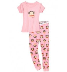 Pijama fete roz_Paul Frank Girls
