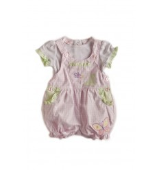 Set salopeta si body Butterfly_Baby Headquarters Girls