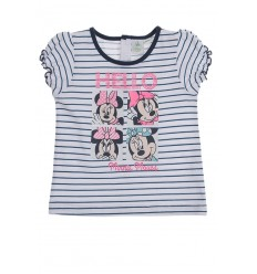 Tricou fetite HELLO Minnie Mouse