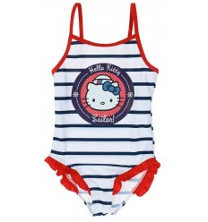Costum de baie Hello Kitty Sailor