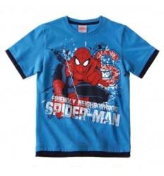Tricou Spiderman albastru