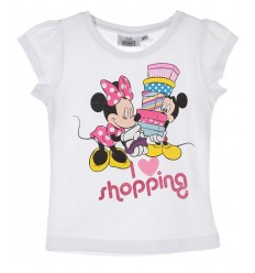Tricou Minnie Mouse I Love Shopping