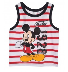 Maieu Mickey Mouse Red Stripes