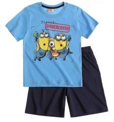 Pijama Minioni albastru
