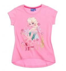 Tricou fete Elsa Frozen