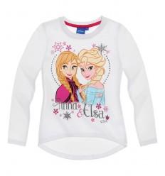 Bluza maneca lunga Elsa si Anna Frozen
