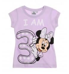 Tricou Minnie 3 ani