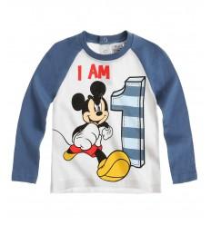 Tricou aniversar Mickey 1 an