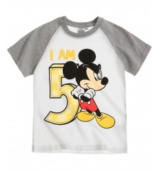 Tricou baieti Mickey Mouse 5 ani