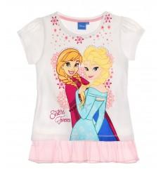 Tricou Elsa si Olaf cu tulle