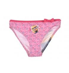 Slip de plaja fete Minions roz