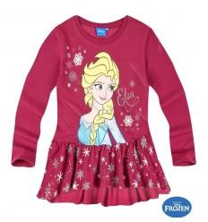 Bluza fete Elsa Frozen visiniu