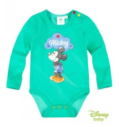 Body Mickey Mouse verde