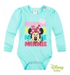 Body Minnie Mouse turcoaz