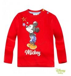 Bluza Disney Mickey rosu