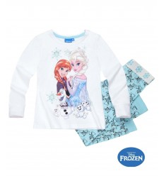 Pijamale fete Disney Frozen