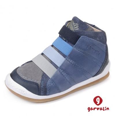 Ghete baieti Garvalin albastru 161451A