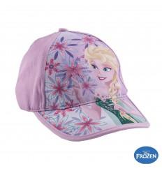 Sapca fete Elsa Frozen lila