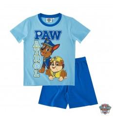 Pijamale copii Patrula Catelusilor albastru