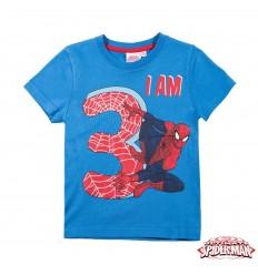 Tricou aniversar Spiderman 3 ani