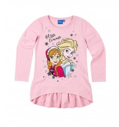 Bluza tunica Disney Frozen roz