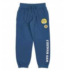Pantaloni trening Pompierul Sam albastru