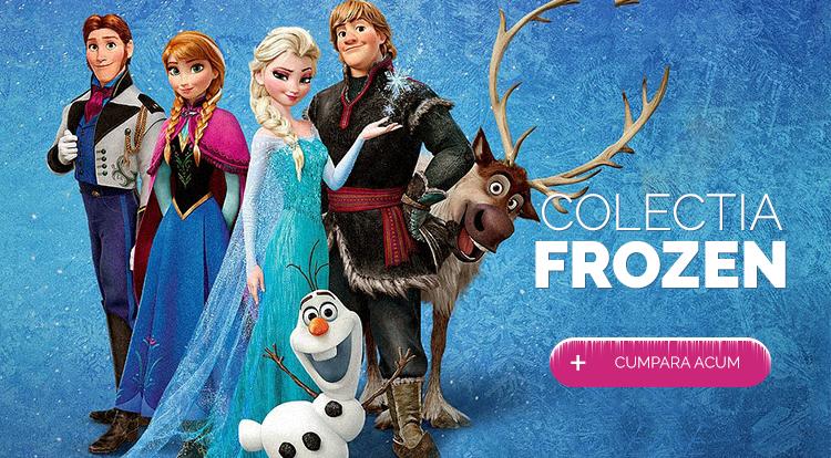 Zdubi - Colectia Disney Frozen